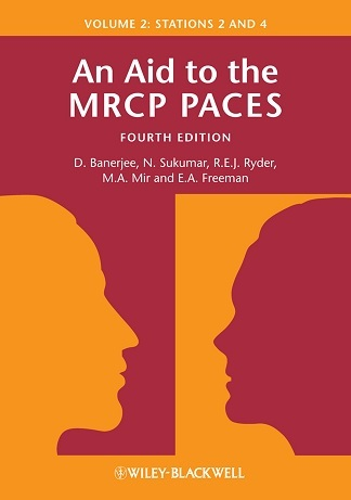 An aid to the MRCP paces 2